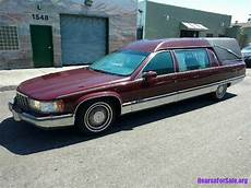 old car manuals online 1996 buick hearse instrument cluster 1994 cadillac fleetwood hearse hearse for sale