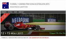 Formel 1 Tickets Die Besten Ticket Preise F 252 R Die F1