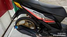 Modifikasi Beat New by Review Honda Beat New Modifikasi Racun Babylook Simple