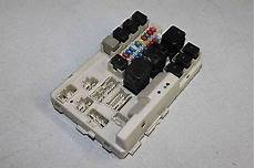 2007 nissan murano fuse box 2003 2007 nissan murano 3 5l v6 engine motor fuse box junction relay oem ebay