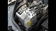 Mercedes E Class W211 Sbc Reset Fault Code C249f