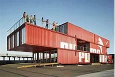 Construction Modulaire Container Architecture Container Construction Modulaire En
