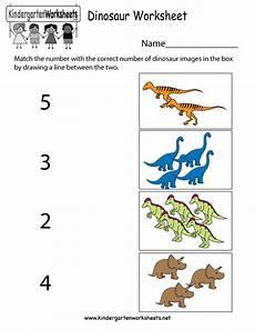 dinosaur worksheets 15375 dinosaur numbers worksheet for preschool and kindergarten you can print or