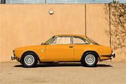 1970 Alfa Romeo GTV 1750  Past Blast