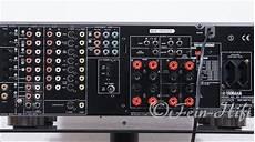 yamaha rx v1200rds 6 1 dolby digital av receiver titan