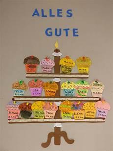 Geburtstagskalender Geburtstagskalender Klassenzimmer