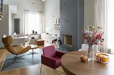two modern apartments with perfectly placed bursts of two modern apartments with perfectly placed bursts of colors