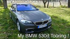 Bmw 530d F11 - review of my bmw 530d f11 touring