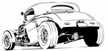 61 Best Images About Coloring Hot Rod On Pinterest  Cars