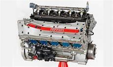 F1 V10 Motor Michael Schumachers Rennmotor