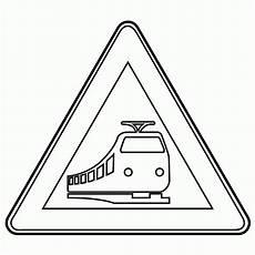 Malvorlagen Verkehrsschilder Basteln Verkehrszeichen Zum Ausmalen Vorlagen 1ausmalbilder