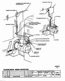 Marine Starter Solenoid Wiring Diagram Wiring Diagram