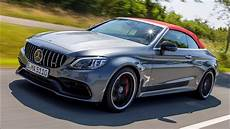 2019 Mercedes Amg C63 S Cabriolet Interior Exterior And