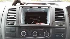 review vw car autoradio in 2012 vw transporter t5