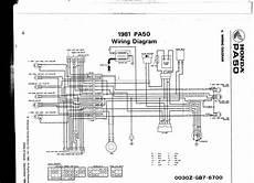 re 1983 pa50ii wiring arrrrgh by troyl moped army