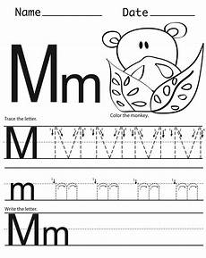 letter m handwriting worksheets 24300 best printable handwriting sheets activity shelter