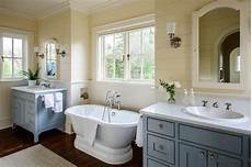 cream and blue cottage master bathroom colors cottage