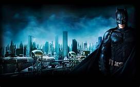 35  Gotham City HD Wallpaper On WallpaperSafari