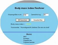 bmi rechner chip