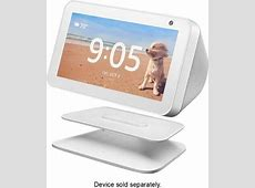 Echo Show 8 Adjustable Stand White Special Deals