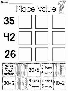first grade math unit 9 place value first grade math