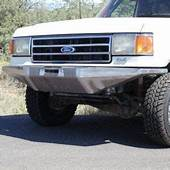 WILD HORSES 4X4 Ford Bronco Parts  Bumpers