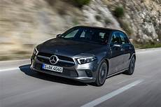 New Mercedes A Class 2018 Review Auto Express