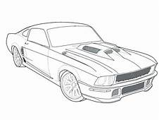 Dodge Charger Coloring Page At GetColoringscom  Free