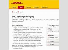 dhl tracking sendungsnummer