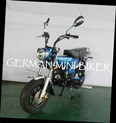 German Mini Biker - gmb skyteam skymax 125 6 club s injection de luxe