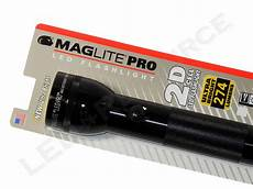 maglite pro 2d led flashlight review led resource
