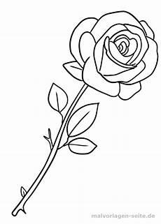 Malvorlagen Kinder Rosa Malvorlage Malvorlagen Malvorlagen Blumen Und