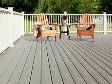 Bodenbelag Terrasse Kunststoff - grey plastic wood decking for outdoor