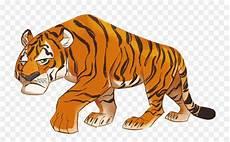 Gambar Kartun Harimau Keren Gambar Kartun