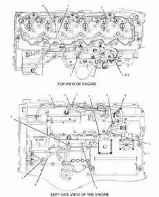 198 2713 Caterpillar Excavator Parts C7 Engine Wiring