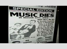 The Day The Music Died Song,Day the Music Died – Lyrics,Lyrics to the day the music died|2020-06-22