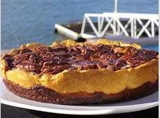 spiced autumn walnut  and golden syrup tart pie_image