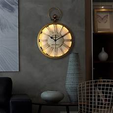 vintage wall clock modern design clocks home decor
