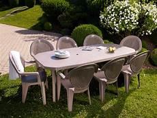 salon de jardin resine grosfillex mobilier de jardin et