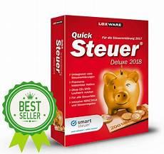 quicksteuer 2018 deluxe steuersoftware im test