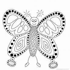 Malvorlage Raupe Schmetterling Raupe Schmetterling Ausmalbilder Malvorlagen Coloring