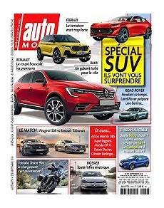 magazine auto moto en abonnement