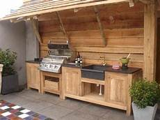 Outdoor Küche Holz - drau 223 en essen ist eigentlich am leckersten tr 228 umen sie