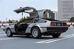 DeLoreans Are Wayyy Smaller Than They Look  Cars