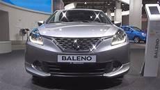 Suzuki Baleno 1 0 Boosterjet Comfort 2018 Exterior And