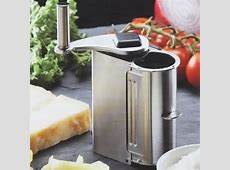 World of Flavours Italian Parmesan Cheese Grater