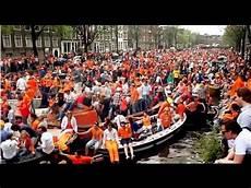 Klm Kingsday In Amsterdam 2017
