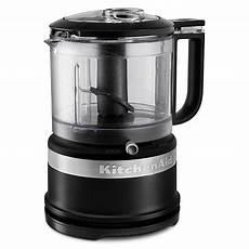 Kitchenaid Zerkleinerer by Kitchenaid 3 5 Cup Food Chopper In Black Matte 8712305 Hsn