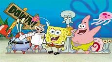 Gambar Kartun Spongebob Seram Gambar Kartun Keren