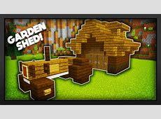 minecraft garden ideas